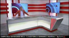 TG GIORNO SPORT, puntata del 25/11/2019