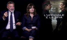 L'ufficiale e la spia, Barbareschi e Seigner sull'ultimo film di Polanski