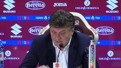 Toro-Juve, Mazzarri: