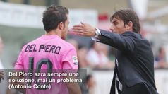 Alex Del Piero, i 45 anni di Pinturicchio