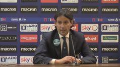 Lazio-Lecce, Inzaghi:
