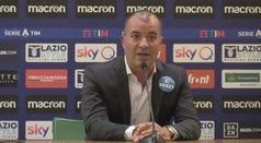 Lazio-Lecce, Sticchi Damiani: