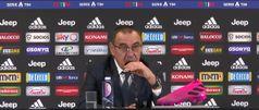 Juve-Milan, Sarri difende Ronaldo: