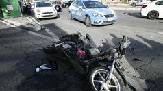 Roma, inseguimento di ladri su Corso Francia: sparato colpo in aria