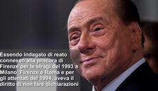 Trattativa Stato-Mafia. Il silenzio di Berlusconi