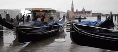 Venezia col fiato sospeso per il nuovo picco di acqua alta