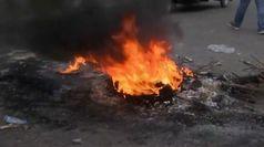 Proteste antigovernative in Iraq, blocchi stradali a Baghdad