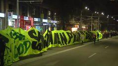 Romania, proteste contro il disboscamento illegale a Bucarest