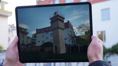 MauAr, l'app in realta' aumentata che fa rivivere il muro di Berlino