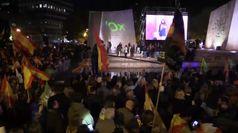 Elezioni Spagna, il leader di Vox: