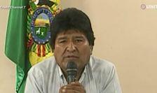 Bolivia, Morales: