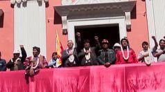 Evo Morales, il presidente dimissionario della Bolivia