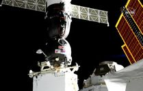 Per AstroLuca una passeggiata spaziale da Guinness