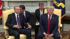Trump offre a Erdogan un accordo da 100 miliardi