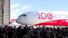 Atterrato a Sydney il primo volo non-stop da Londra