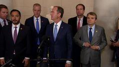 Testimone intimidita in diretta, bufera impeachment su Trump