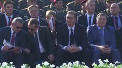 Serbia in ansia per il presidente Vucic