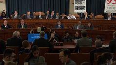 Trump all'angolo, altro testimone lo inchioda sull'Ucraina