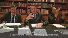Bolsonaro accusa: