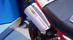 La customizzazione nelle 2 ruote, Barbacane e le moto Guzzi versione social