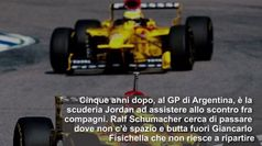 F1: tutti gli incidenti tra compagni di scuderia
