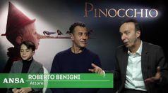 Pinocchio, Garrone: