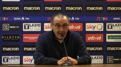 Lazio-Juve, Sarri:
