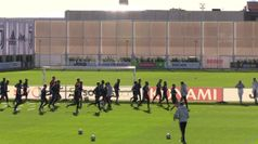 Champions, la Juve si prepara al Leverkusen