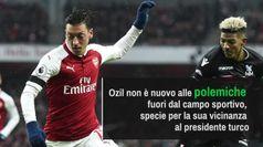 Nuovo caso Ozil, tv cinese cancella partita Arsenal