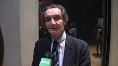 Photoansa a Milano, la citta' guarda ai Giochi olimpici invernali
