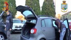 Truffe nel commercio di auto usate, 25 misure cautelari