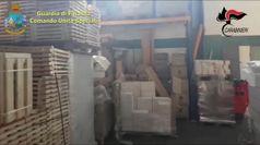 Sacchetti plastica non in regola, maxi sequestro in tutta Italia