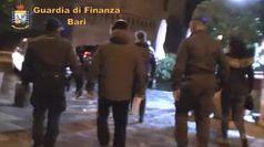 Droga dall'Albania su gommoni rubati, arresti a Bari