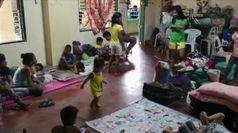 Le Filippine si preparano all'arrivo del tifone Kammuri
