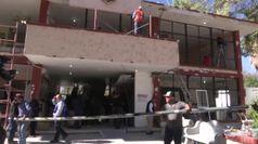Messico, scontro a fuoco tra narcos e polizia: la conta dei danni