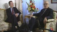 30 anni dallo storico summit di Bush e Gorbaciov a Malta