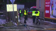 Polonia, esplosione per fuga di gas: morte 4 persone