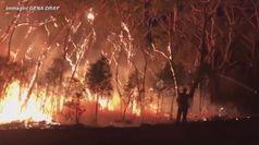Sidney, a fuoco oltre 300.000 ettari di terreno