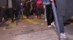 Nuova manifestazione a Hong Kong, 800 mila in piazza