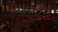 Da Ny a Londra, 50mila dormono in strada per clochard