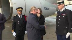 Ucraina-Russia, Putin arriva a Parigi per l'incontro con Zelensky
