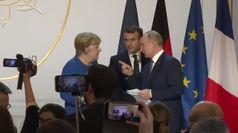Putin e Zelensky a Parigi tentano l'intesa sul Donbass