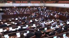 Israele: fumata nera per il governo, nuove elezioni 2 marzo