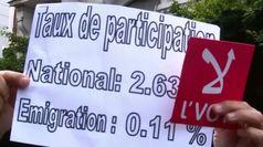 Elezioni in Algeria, proteste in piazza contro i risultati