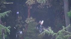 Canada, aereo si schianta sull'Isola Gabriola: tre morti