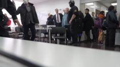Oppositore russo spedito nell'Artico a fare il militare