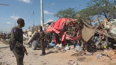 Autobomba a Mogadiscio, testimone: