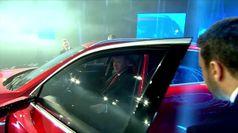 Erdogan presenta il prototipo dell'auto elettrica di Stato