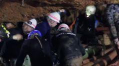 Thailandia, morto eroe che salvo' i ragazzi nella grotta