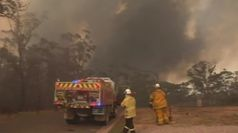 Australia in fiamme: